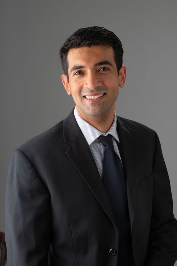Dr Arman Kahokehr